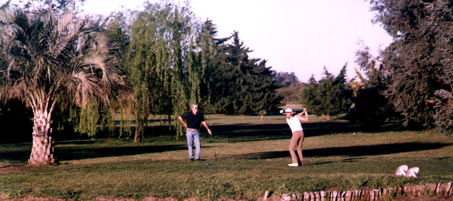Golf en Villaguay